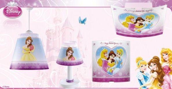 lampara princesas disney