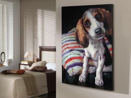 Cuadro Beagle