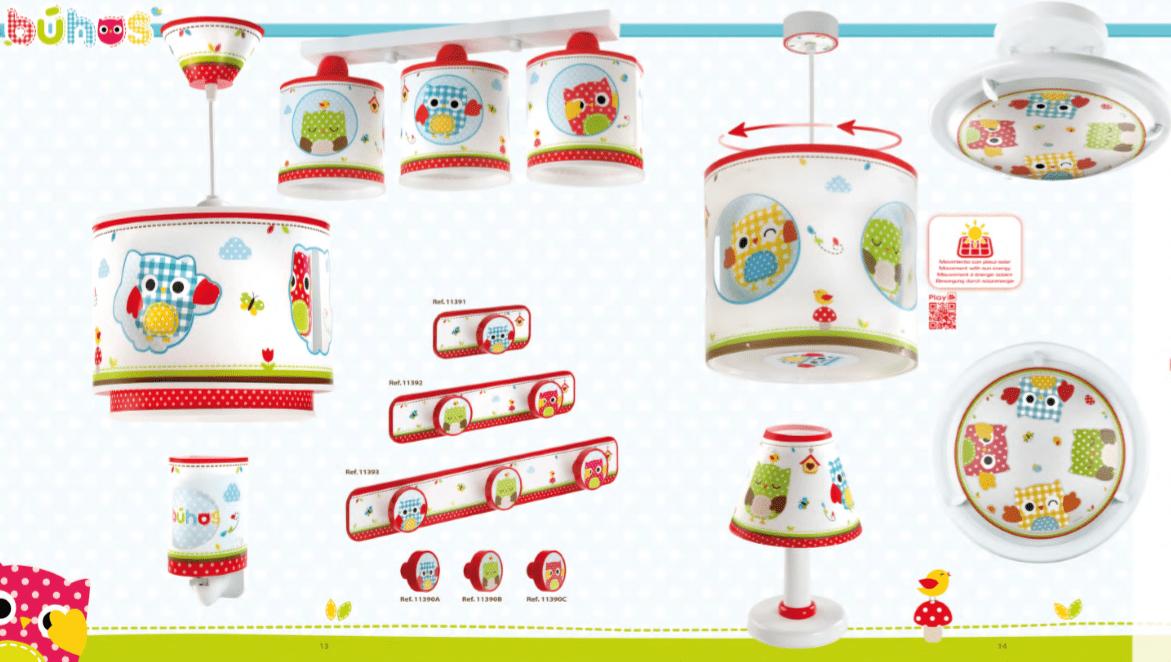 L mparas infantiles giratorias una idea genial lamparas - Lamparas giratorias infantiles ...