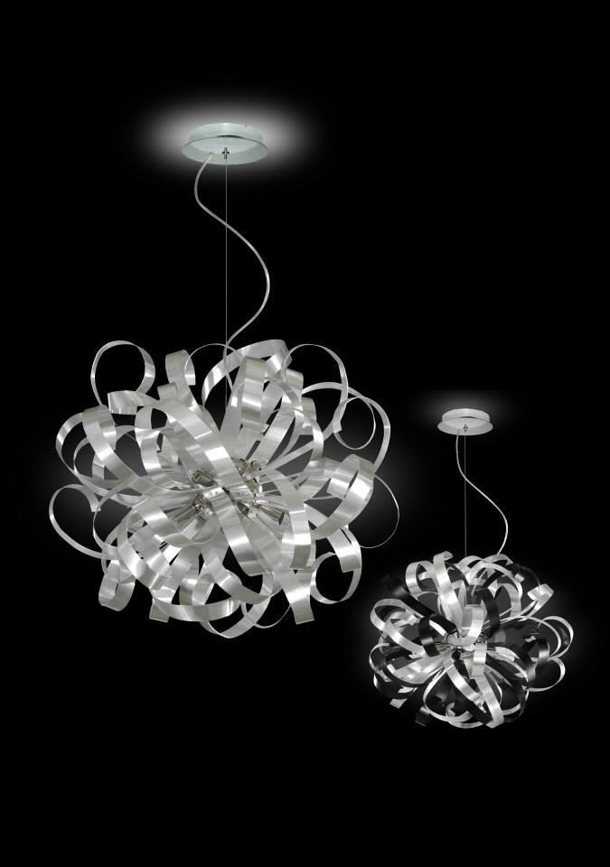 Lámparas Bosch, Lámparas de Aluminio hechas en España