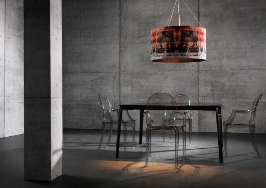lámpara kubrik dresslight