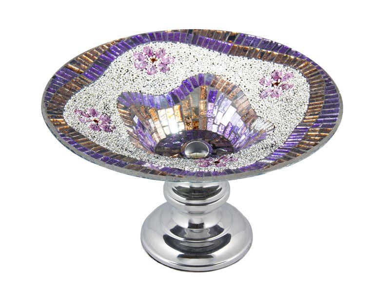 centro de mesa mosaico