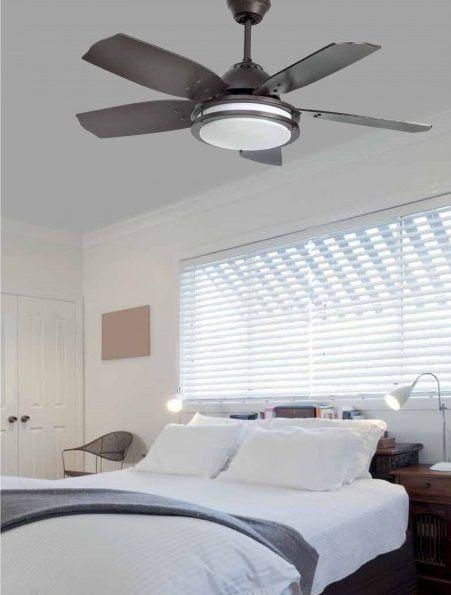 Ventiladores de techo te ayudo a elegir tu l mpara ventilador lamparas sevilla - Ventilador de techo moderno ...