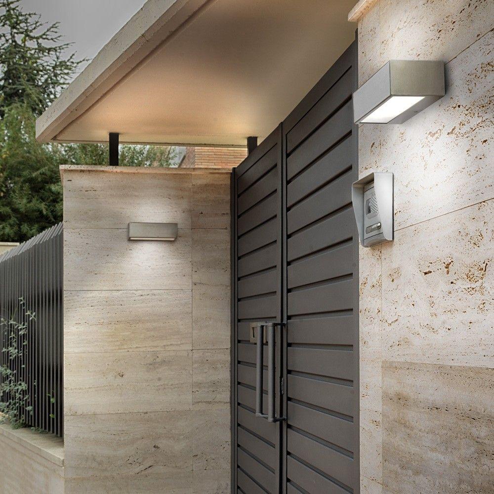 Apliques de pared de exterior elige el que m s te for Apliques para subida de escalera