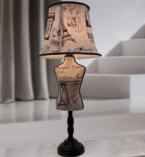 lamparas de mesa paris vogue