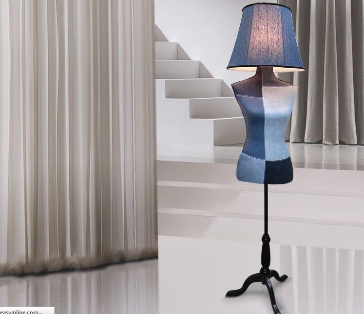 Lámpara Maniquíes de Vogue. 4 Opciones Irresistibles.