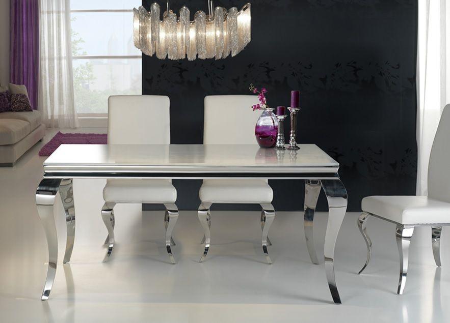 mesas y sillas barroque de schuller iluminacion