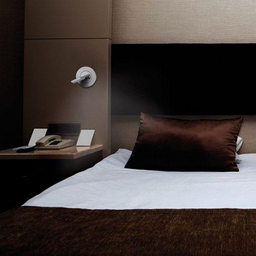Apliques para el cabecero de la cama ilumina tus lecturas - Lampara lectura cama ...