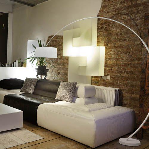Lámparas de Pie de Salón de Diseño, Lámparas de Deseo