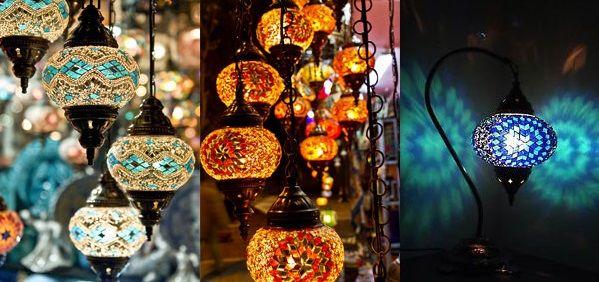 Lámparas Turcas Handmade, ¡Las Quiero Todas!