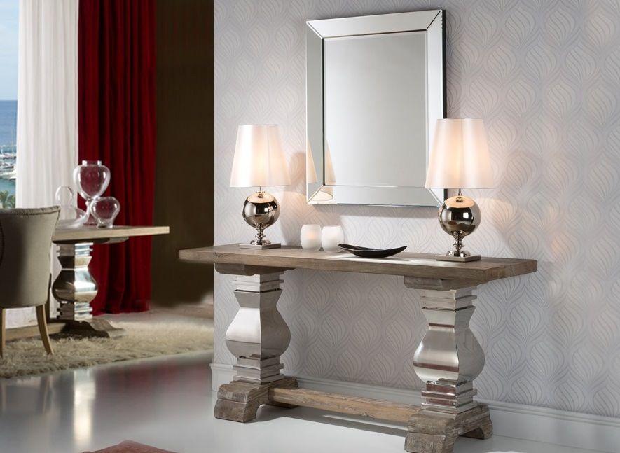Mobiliario de schuller iluminaci n nuevas colecciones lamparas sevilla - Consolas recibidor modernas ...