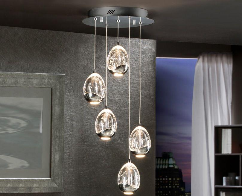 La Deslumbrante Lámpara Rocío de Schuller Iluminación