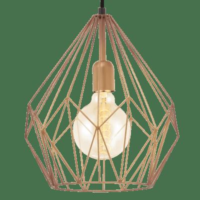 lamparas cobre
