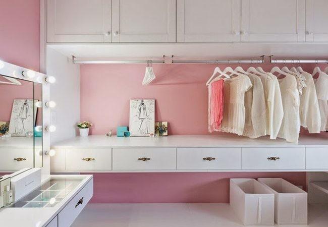 Ilumina y decora tu vestidor lamparas sevilla - Luces para armarios ...