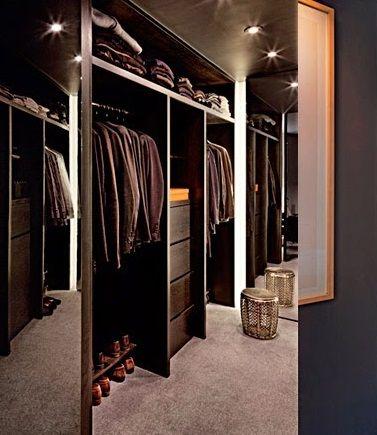 Ilumina y decora tu vestidor lamparas sevilla - Focos iluminacion interior ...