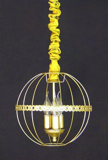 Lámpara Esférica
