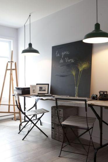 lamparas estilo industrial despacho