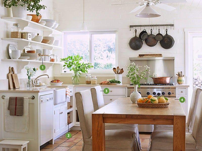 L mparas estilo industrial para cualquier estancia - Cocinas con encanto ...