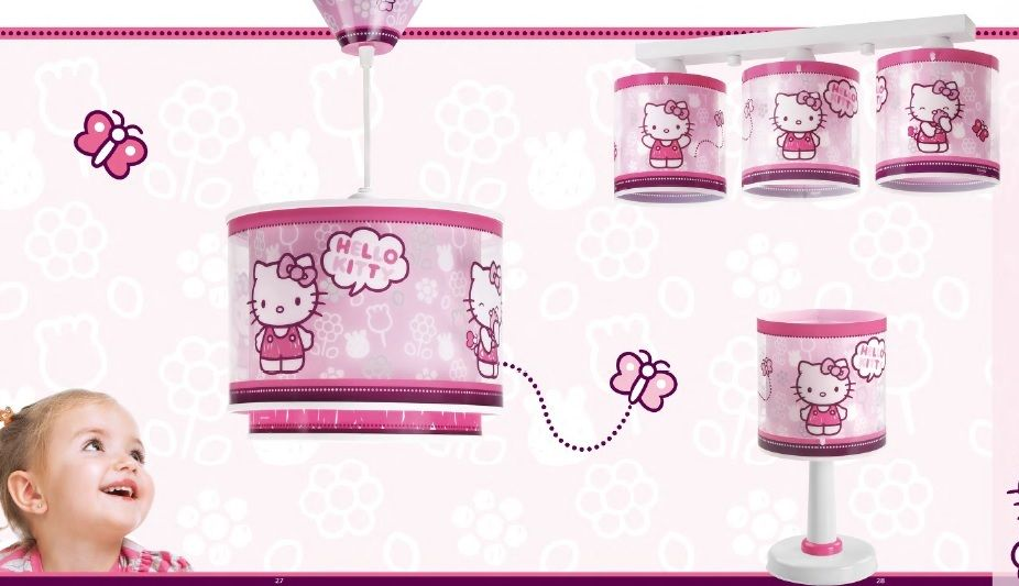 luminaria hello kitty