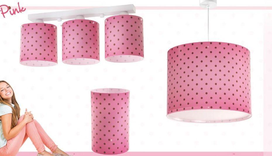 lampara modelo pink