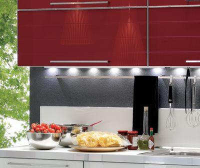 Ideas para iluminar cada zona de la cocina lamparas sevilla - Luces de cocina ...