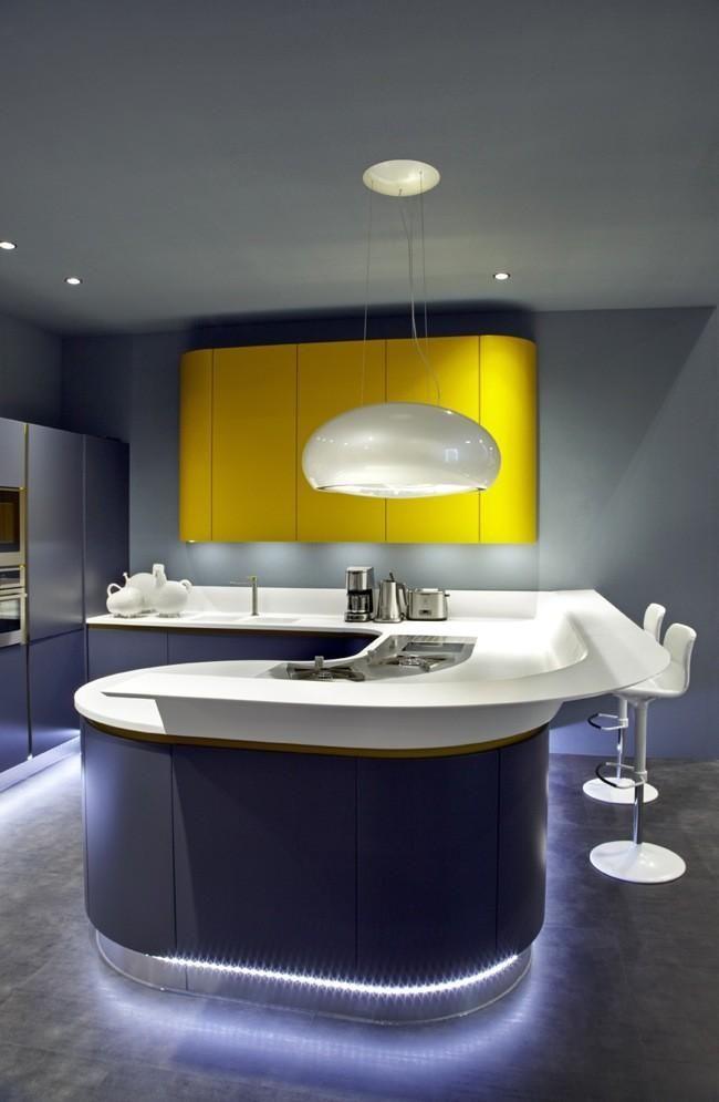 lamparas de diseño para cocina