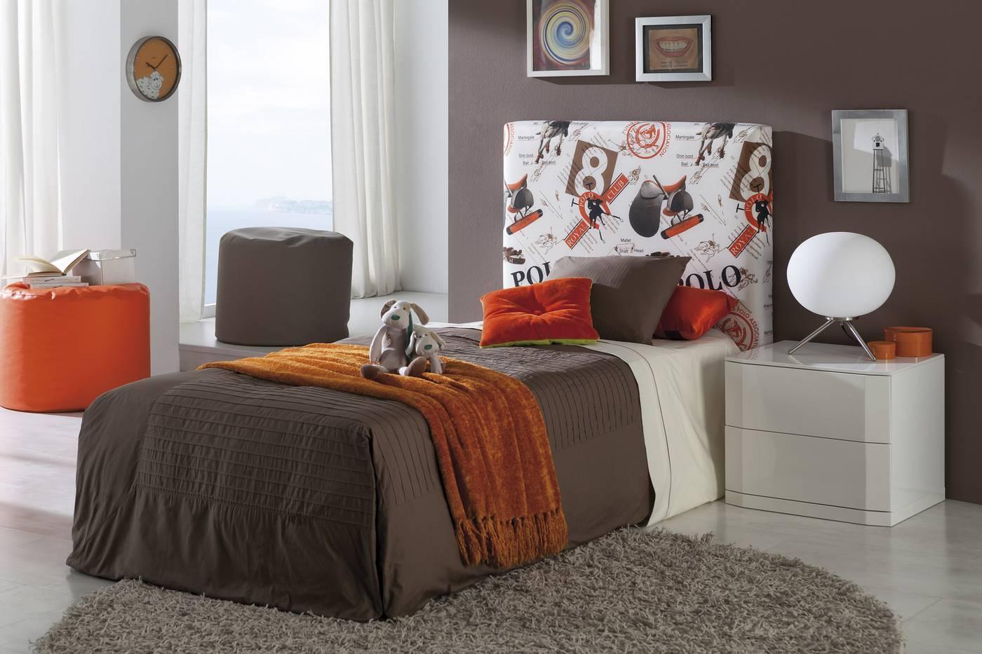 Cabeceros de cama para ni os y j venes lamparas sevilla for Lamparas cabezal cama