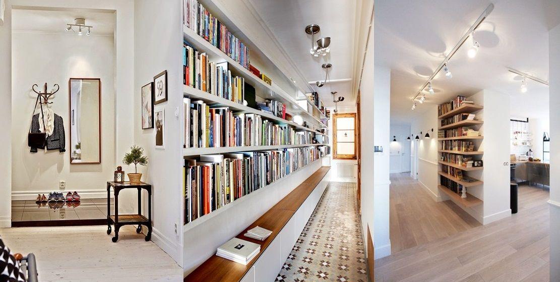 Ideas para iluminar el pasillo lamparas sevilla - Decorar pasillo con fotos ...