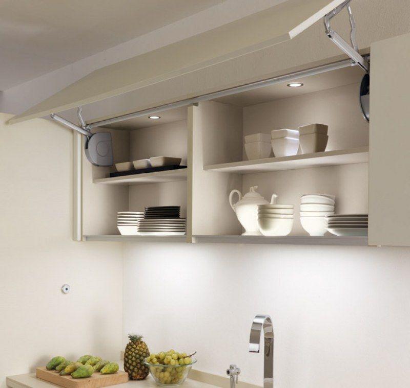 focos interior armarios cocina