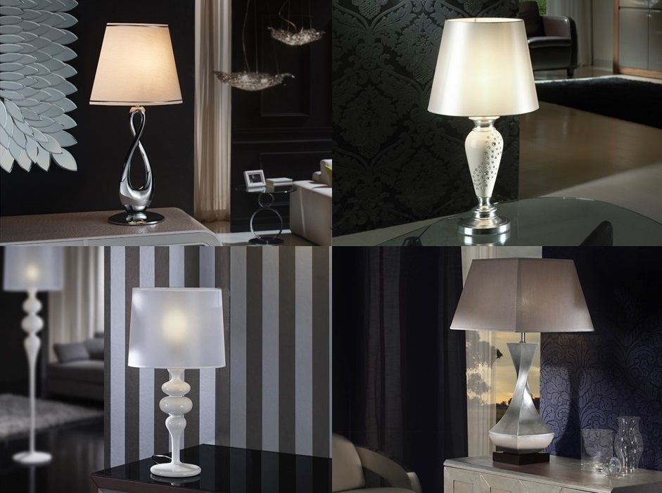 ¿Cuál de las Lámparas de Sobremesa de Schuller es tu Favorita?