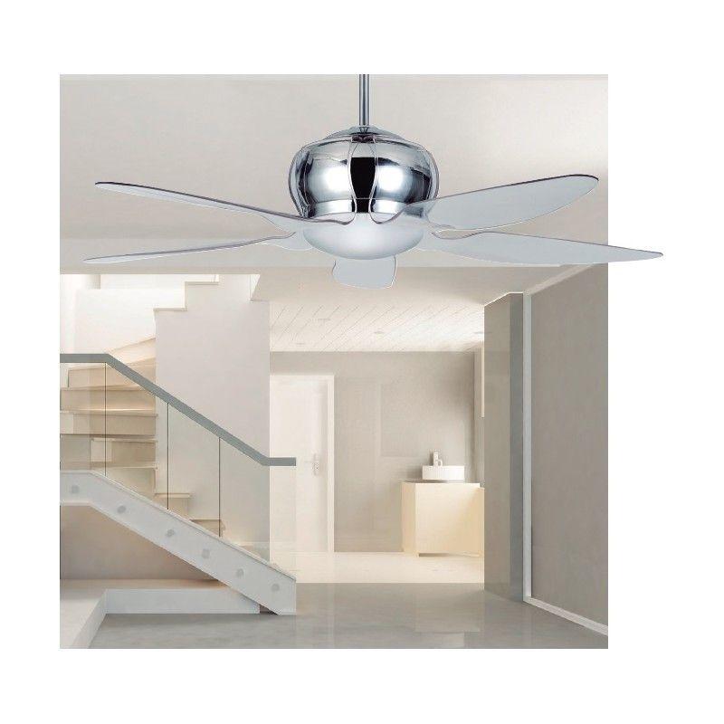 Ventiladores de techo disfruta de una temperatura - Lamparas de techo con ventilador ...