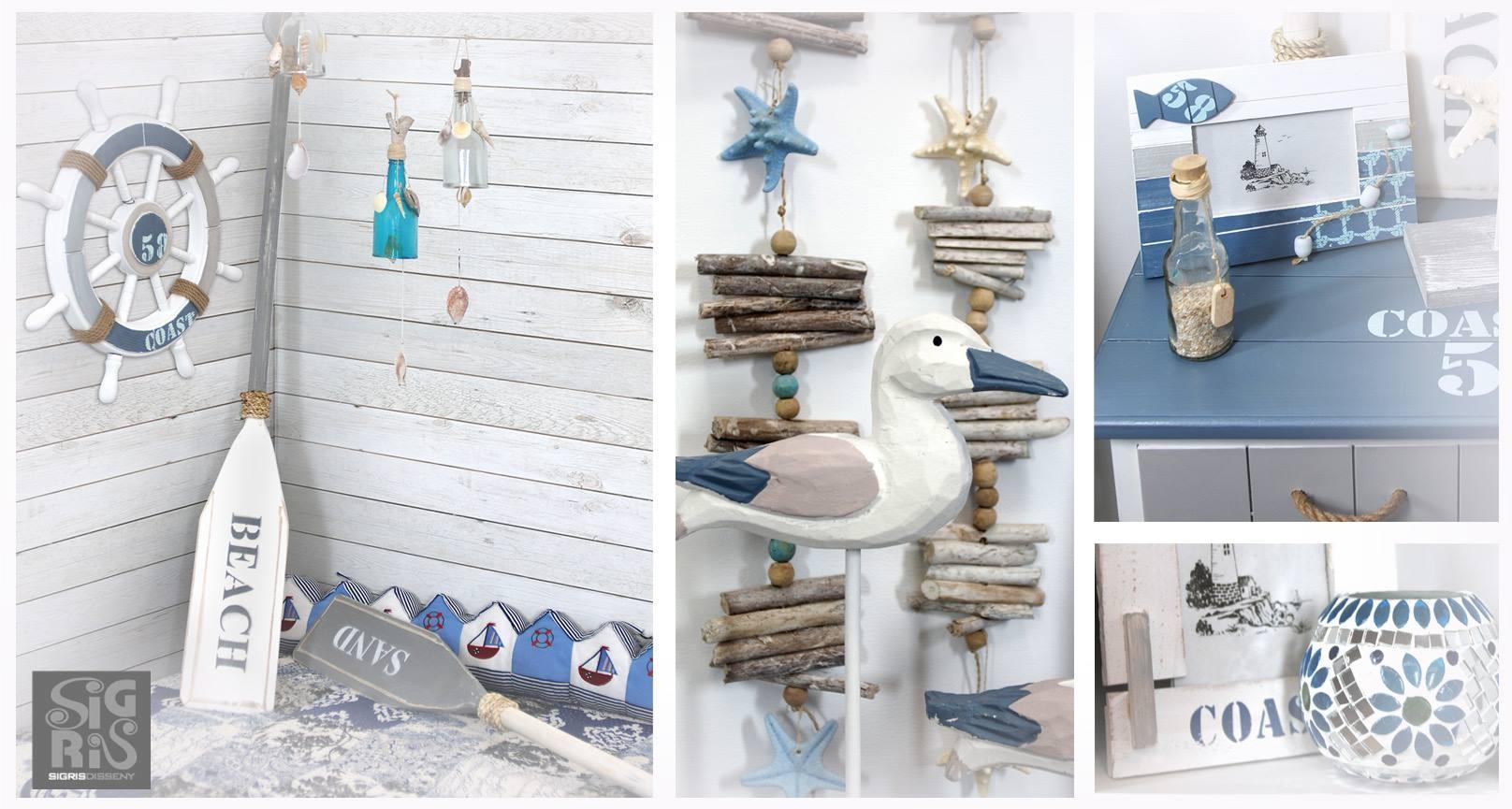 Ideas para decorar tu casa este verano lamparas sevilla - Decoracion de una ...