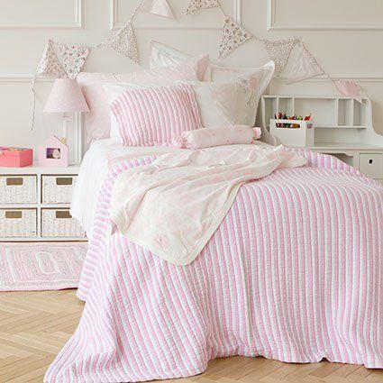 decoracion infantil en rosa