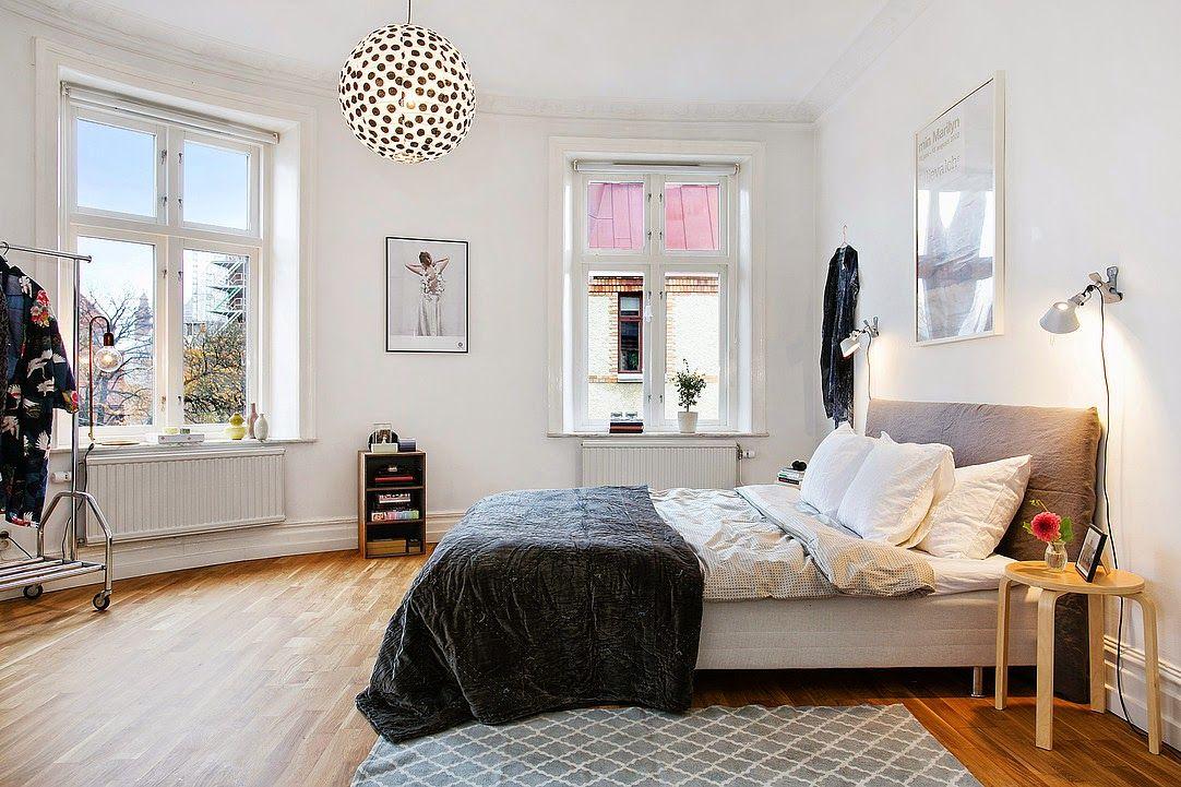 Pistas para iluminar tu dormitorio con estilo lamparas - Lamparas de dormitorio ...