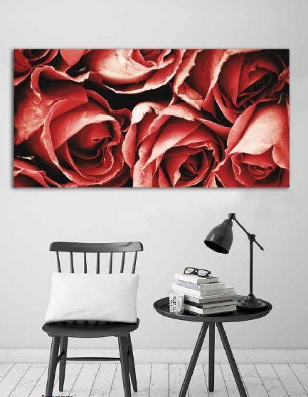 cuadros con rosas