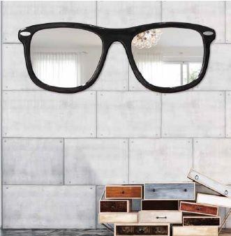 espejo gafas