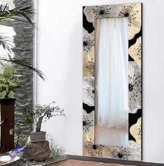 espejos vestidor pan de oro