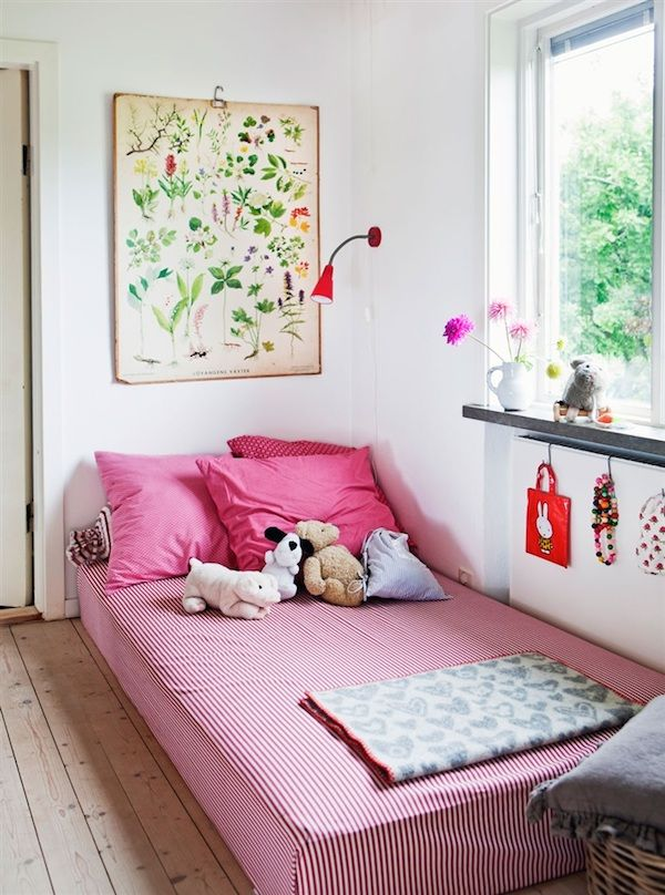 apliques para camas infantiles