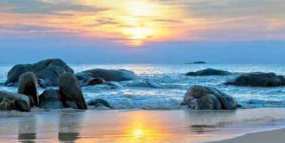 lienzos con paisajes marinos