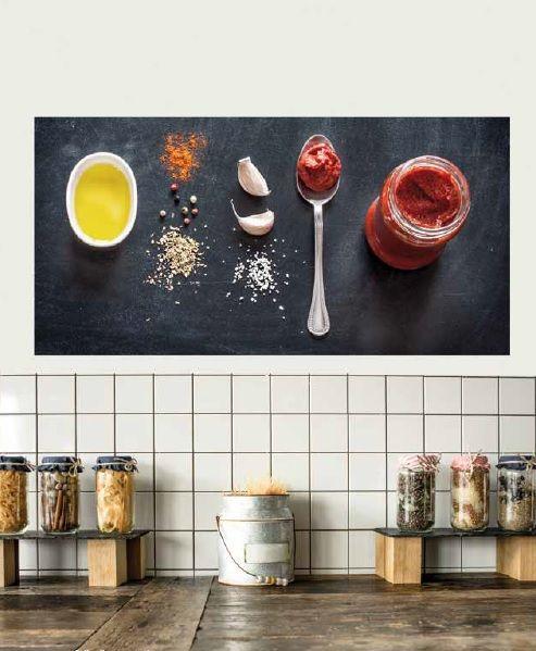 Cuadros para cocina moderna tres cuadritos de cocina - Cuadros de cocina modernos ...