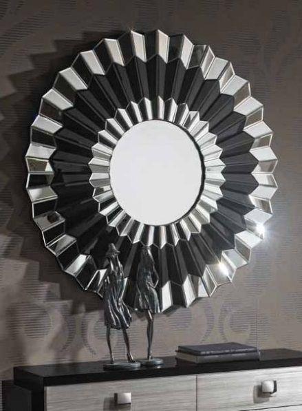 espejos redondos de diseño
