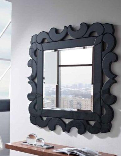 espejos con marco modernos