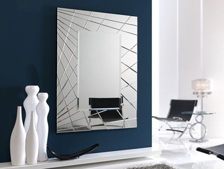Consejos para decorar con espejos lamparas sevilla for Espejo largo pared