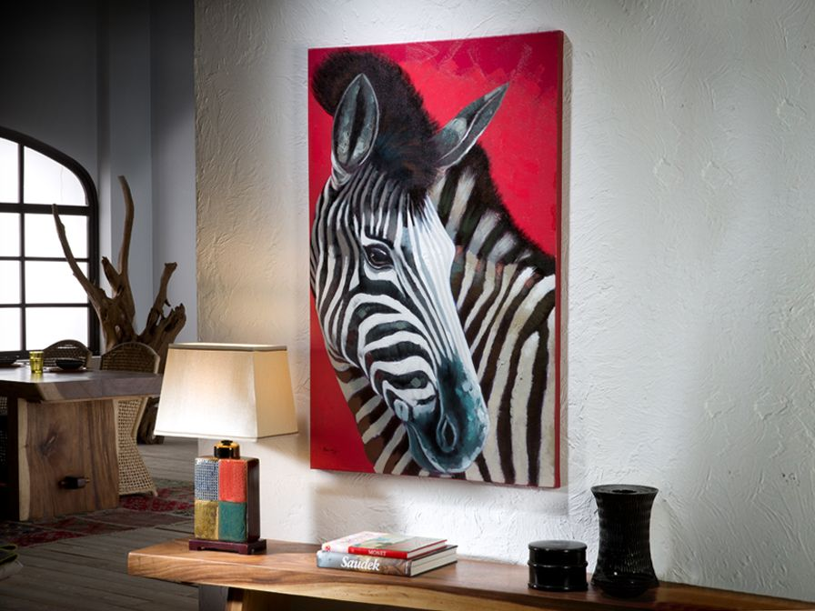 Collages y acr licos de schuller qu arte lamparas sevilla - Pinturas acrilicas modernas ...