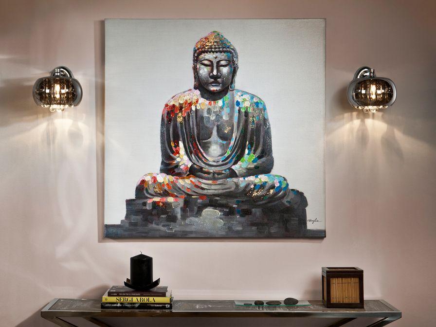 Acrílico Buda