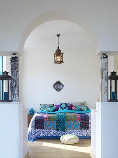 Lámpara Farol Dormitorio