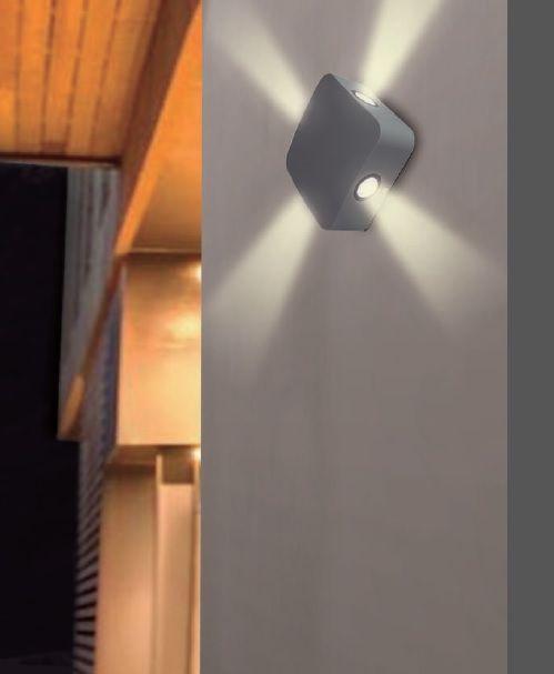 apliques de exterior efectos de luz