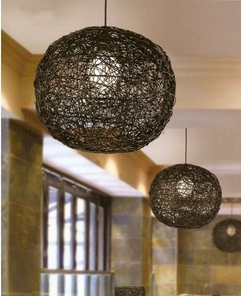 l mparas de mimbre la iluminaci n m s natural lamparas sevilla. Black Bedroom Furniture Sets. Home Design Ideas