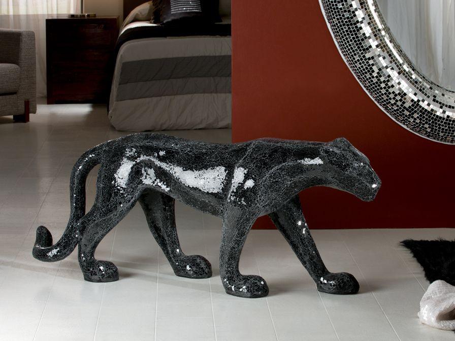 escultura pantera de schuller