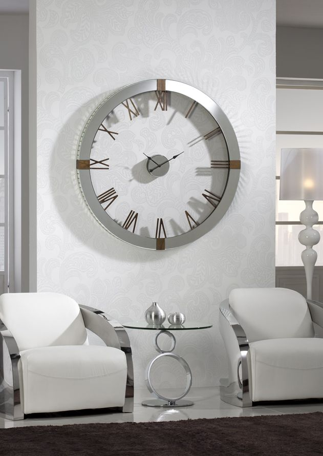 Relojes de pared de schuller iluminaci n lamparas sevilla - Relojes decorativos de pared ...